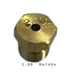 Inyector G. NAT Parrilla Mainho