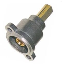 Parte delantera de grifo gas ø 8x6,5mm