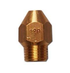 Inyector Eurast Gas Butano/propano-I Ø1,10mm Glp M10x1