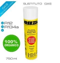 Gas Refrigerante para R134a - R12