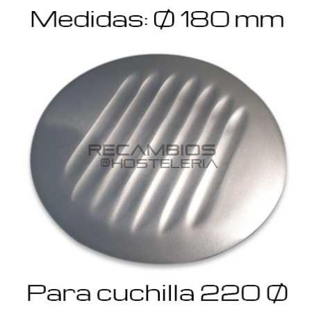 Protector Cuchilla Cortadora disco 220Ø