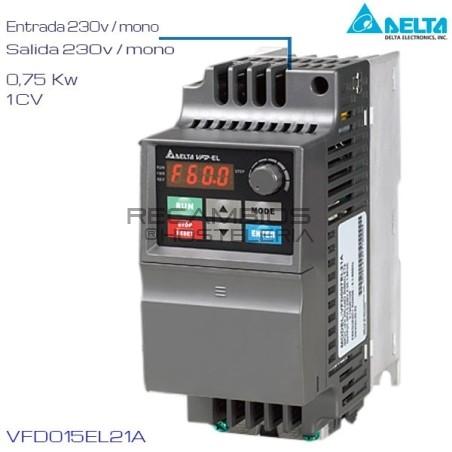 Variador de Frecuencia 230V 1 Cv