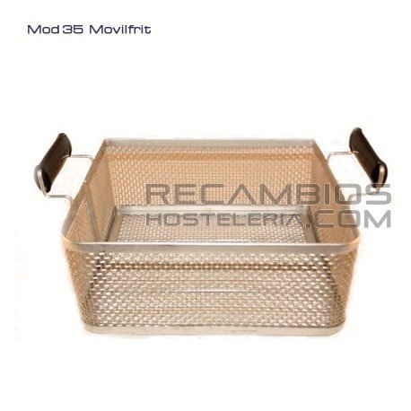 Cesta Freidora Movilfrit 35