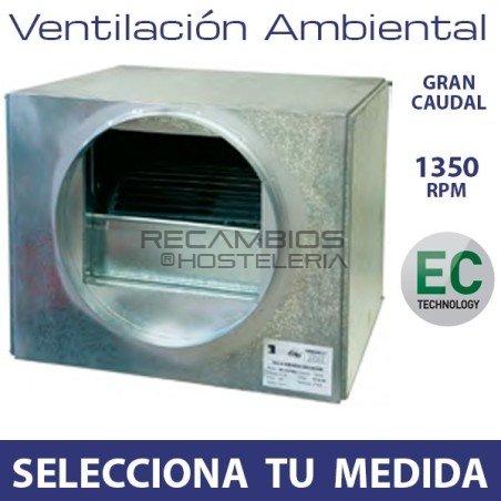 Caja Ventilación Ambiental