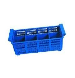Cubilete para cubiertos 8 compart