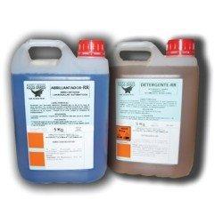 Detergente Lavavajillas 4 x 6 Lts