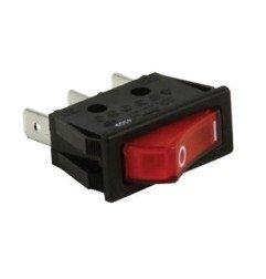 Interruptor universal Rojo