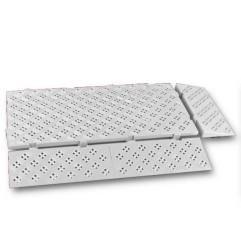 Loseta suelo antideslizante 50x50x5 cms