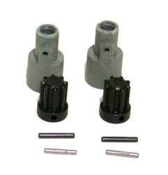Acoplamiento conjunto para Trituradores Sammic 350/550/750