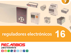 Recambios termostatos y reguladores